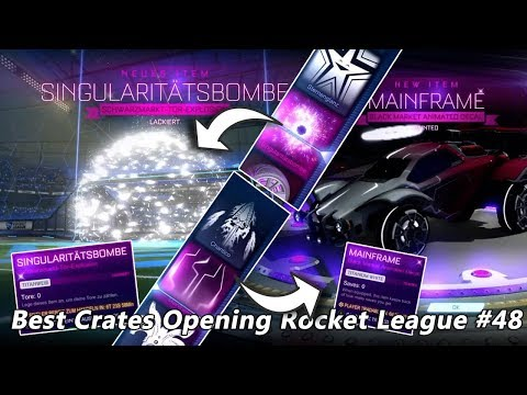 Best Crates Opening  Rocket League #48 thumbnail