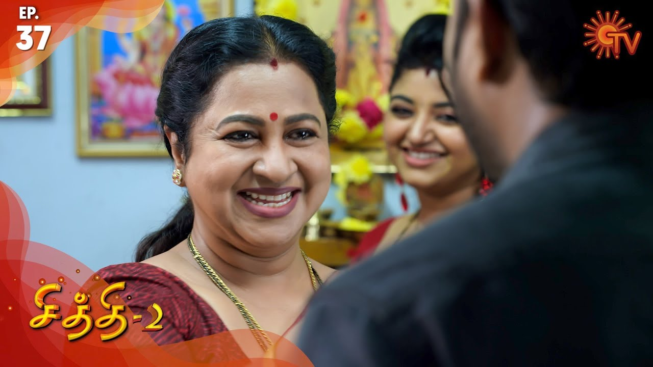 Chithi 2 – Episode 37 | 9th March 2020 | Sun TV Serial | Tamil Serial