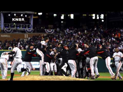 Giants World Series Final Calls as heard on KNBR