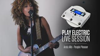 Andy Allo + Play Electric: People Pleaser