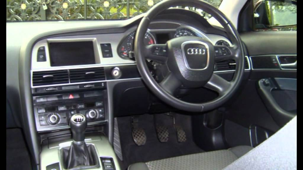 audi a6 2 7 tdi se 4 doors manual saloon diesel 2007 vmc youtube. Black Bedroom Furniture Sets. Home Design Ideas