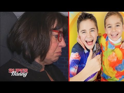 SUPER NANNY INSULTE SWAN ET NEO ! (parodie)
