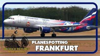 Planespotting Frankfurt Airport | Juli 2018 | Teil 1