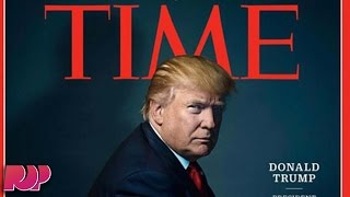 The Secret Message Behind TIME's Donald Trump Cover