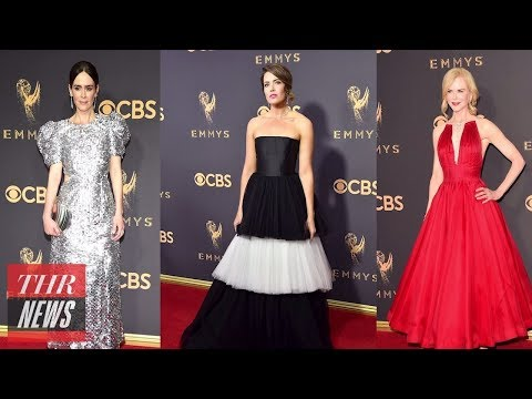 Download Youtube: Emmy Awards Red Carpet 2017: The Full Fashion Round-Up | THR News