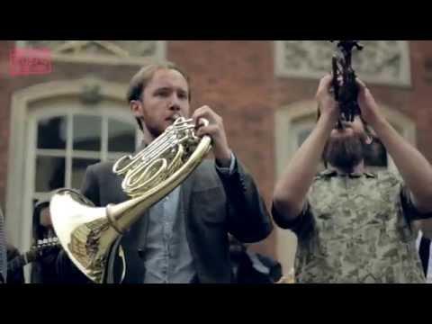 2014 Worcester Music Festival - Flashmob