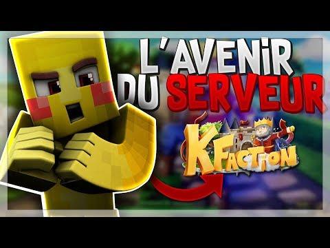 kFaction : JE VOUS INFORME SUR L'AVENIR DU SERVEUR !! ( UPDATE )