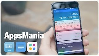 5 Widgets esenciales para iPhone | AppsMania #632