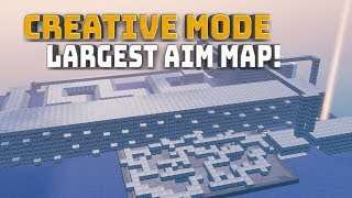 Fortnite Largest Aim Training Map! Console Friendly! - (Fortnite Battle Royale)