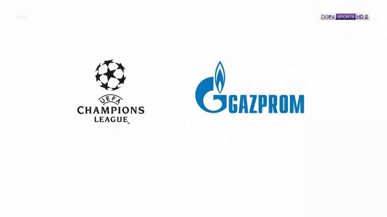 UEFA Champions League 2019 Outro - Gazprom & MasterCard TR