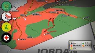 24 мая 2017. Военная обстановка в Сирии. Бои САА против ИГИЛ в Алеппо. Русский перевод.