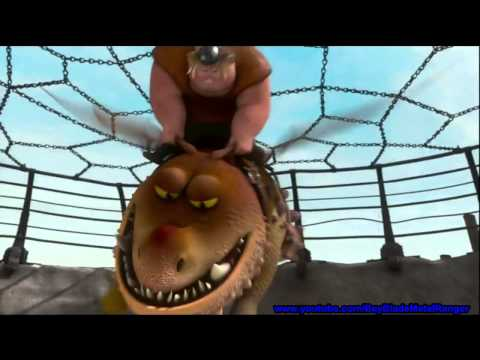 Dreamsworks Dragon Riders of Berk Season 1 Ep 10 (Two Part Preview) Heather Report