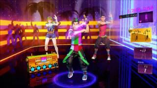 Dance Central 3 - BulletProof - (Hard/100%/Gold Stars) (DC2)
