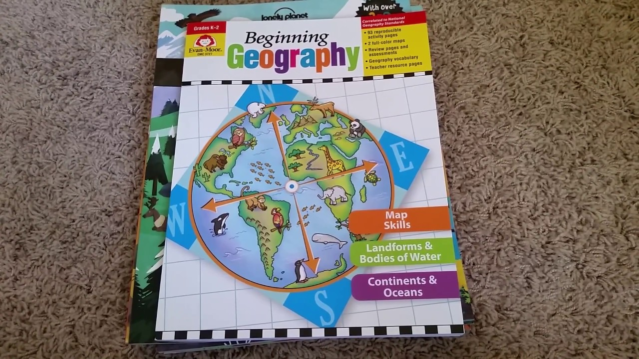 Homeschool geography first grade