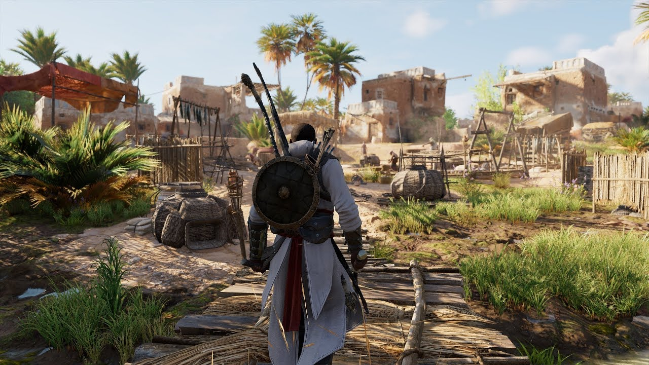 grea assassins creed origins - HD 2560×1440