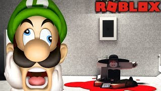 ROBLOX - LUIGI'S MANSION MAP?! - Episode 2 of 1000 [+Bloody Mary Map] | Roblox Horror Roleplay