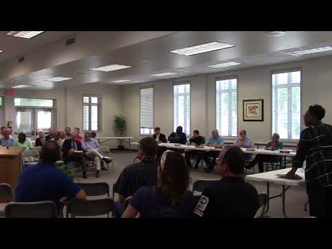 Valdosta Lowndes County Zoning Board of Appeals (part 1)