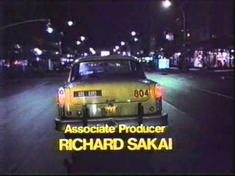 Taxi end credits