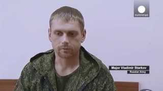2000 Russian servicemen are currently deployed in Ukraine, - captured Russian officer.