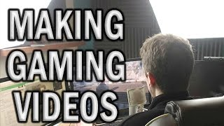 How To Make A YouTube Gaming Video
