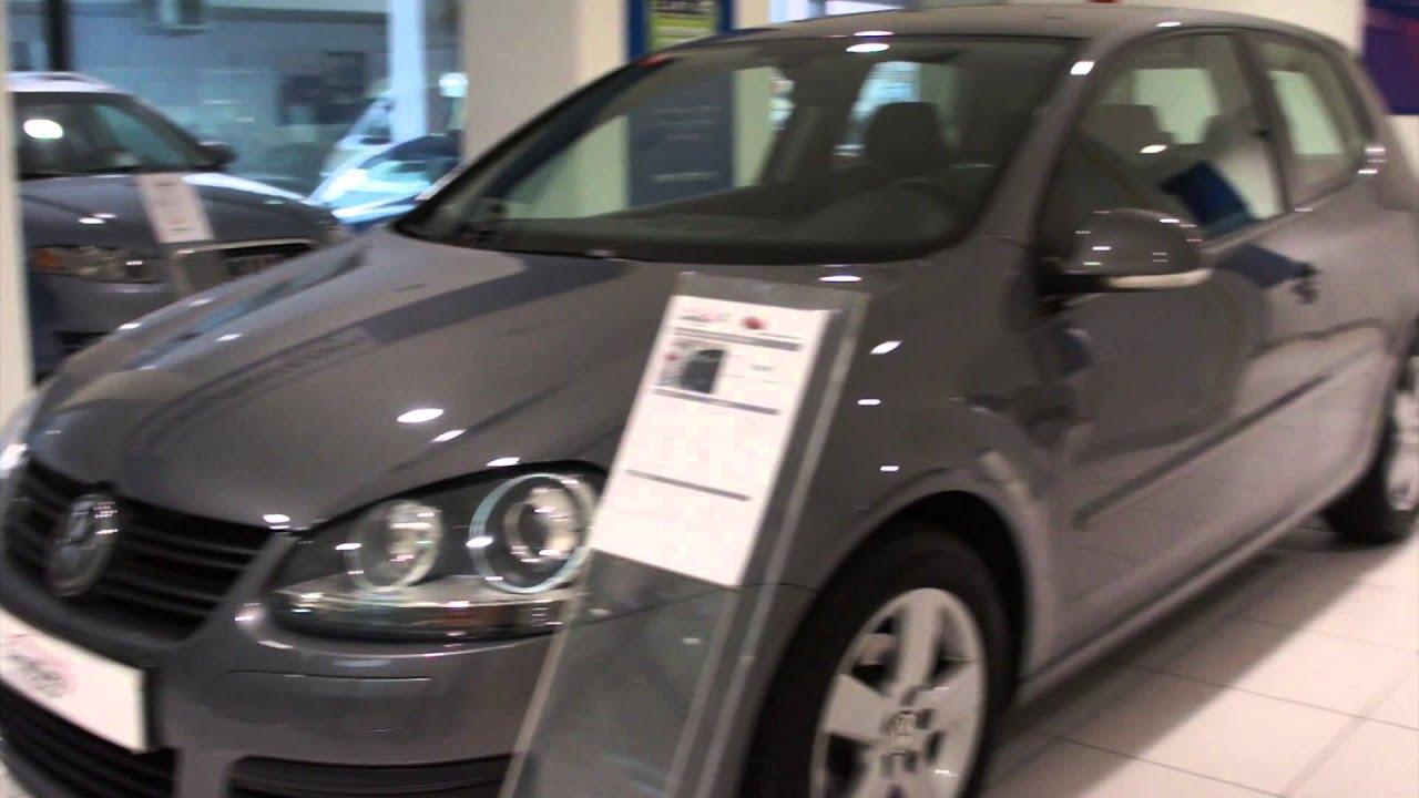 Volkswagen Golf Gt Sport 1 9 Tdi 105cv 3p Youtube