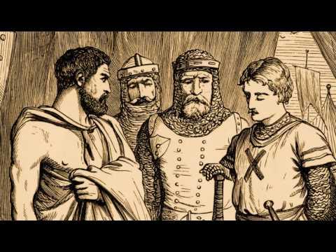 History Schmistory: December 12. Crusader Cuisine.