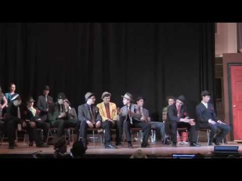 Guys and Dolls Featuring Maggie Gillette as Adelaide