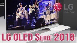 LG OLED TV 2018 (B8, C8, E8, W8)