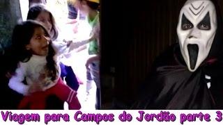 CASA DO FANTASMA, LABIRINTO E MUITO MAIS - VIAGEM PARA CAMPOS DO JORDÃO - FÉRIAS PARTE 3 thumbnail