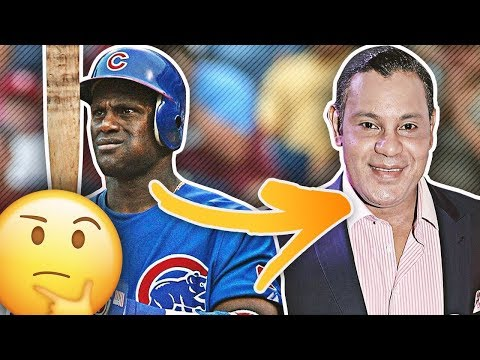 What ACTUALLY Happened To Sammy Sosa? (YOU WILL BE SHOCKED)