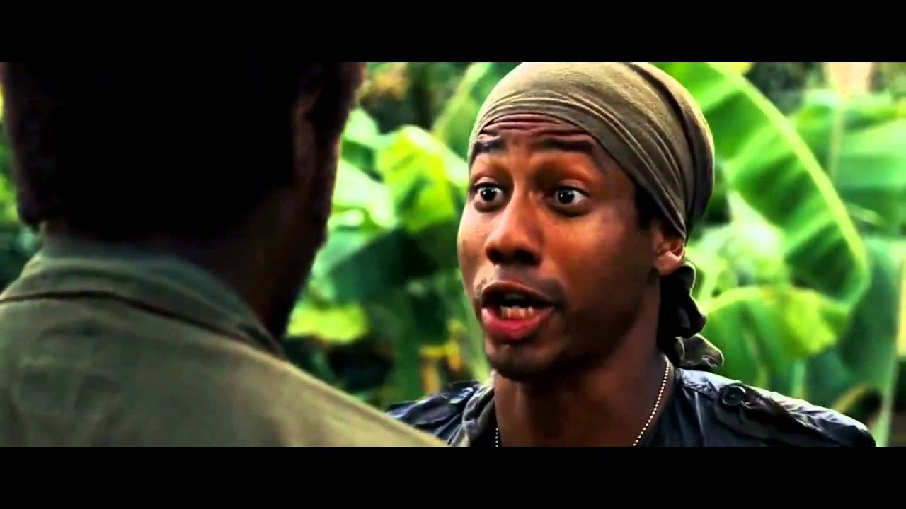 Tropic Thunder Gay Scene 97