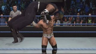 WWE Smackdown VS Raw 2010 Finishers