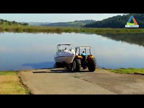 (JC 25-04-16) Saiba Coomo Navegar Com Segurança Pelo Lago De Furnas Em Varginha