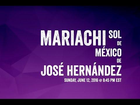 Mariachi Sol de México de José Hernández