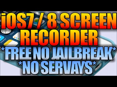 Iphone Screen Recorder App Free No Jailbreak