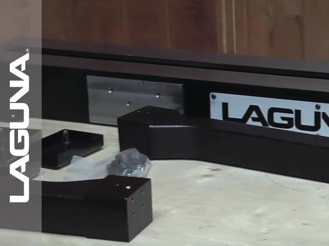 REVO 1836 Lathe Setup - 3 Inch Riser Blocks Install - Part 2