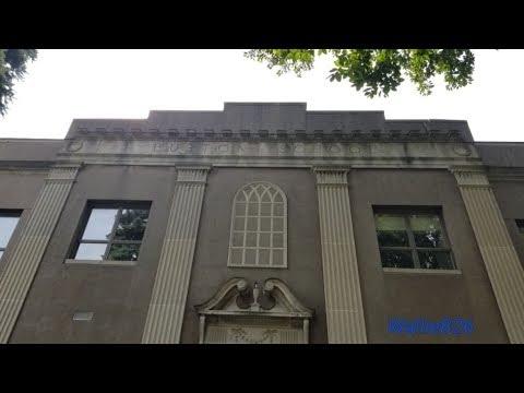 Abandoned Burton Elementary School Erie, Pa