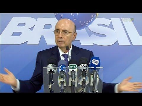 """La economía de Brasil se contrajo 3,6% en 2016 y Temer afirmó que puso """"la casa en orden"""""""