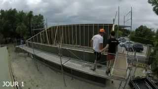 Construction D'un Garage Ossature Bois
