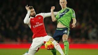 Video Gol Pertandingan Arsenal vs Southampton