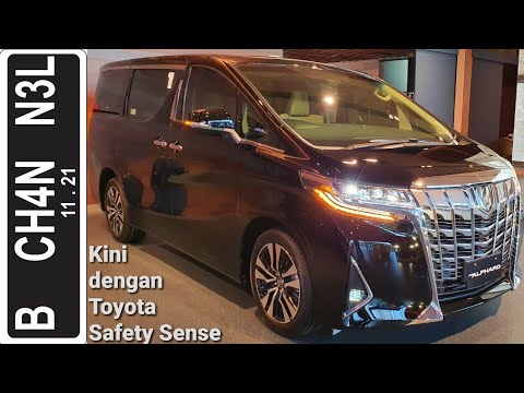 In Depth Tour Toyota Alphard G [AH30] Facelift Improvement (2020) - Indonesia