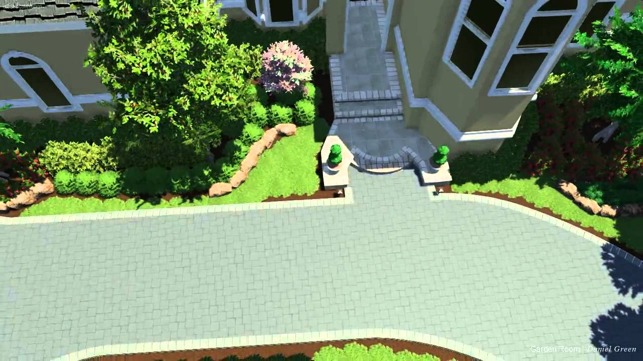 Vip Suite Earthscapes Garden Room Landscape Design Youtube