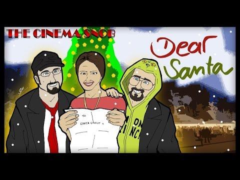 The Cinema Snob & The Nostalgia Critic: DEAR SANTA