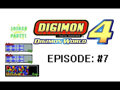 Digi-elves are Digi-Useless - Joined Your Party! Digimon World 4 Episode 7