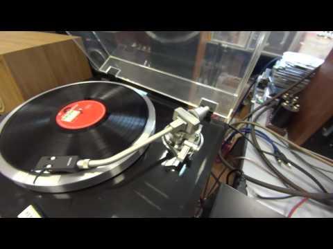 Kenwood KP-990, Acutex 410E, VictorLab Phonostage, Trio LS-505