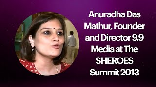 Anuradha Das Mathur  Founder and