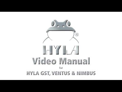 HYLA Video Manual