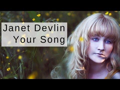 Janet Devlin - Your Song (studio version)