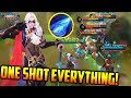 100% FIRST PICK HERO AFTER WATCHING THIS! MOBILE LEGENDS LANCELOT RANKED GAMEPLAY
