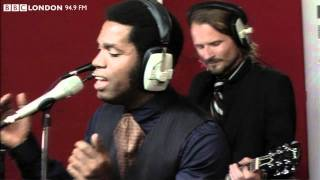 Vintage Trouble - Not Alright By Me (Live on the Sunday Night Sessions on BBC London 94.9)